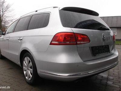 brugt VW Passat Variant 2,0 blueMotion TDI Highline DSG 140HK Stc 6g Aut.