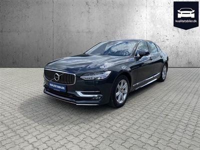 brugt Volvo S90 2,0 T5 Inscription 254HK 8g Aut. - Personbil - Mørkgråmetal