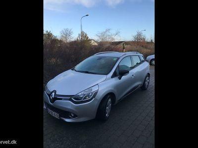 brugt Renault Clio Sport Tourer 0,9 TCE Expression Energy 90HK Stc