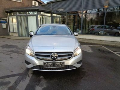brugt Mercedes A180 CDi