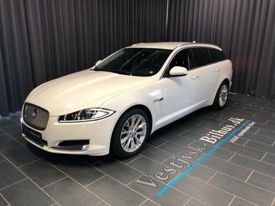 brugt Jaguar XF D S Premium Luxury SB aut.