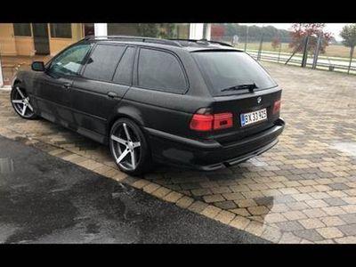 brugt BMW 530 3,0 St.car
