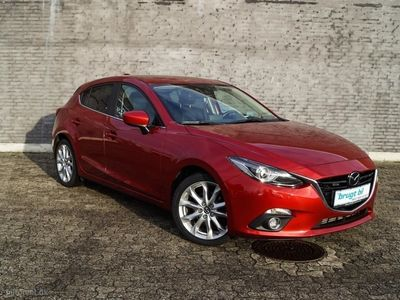 used Mazda 3 2,2 Skyactiv-D Optimum 150HK 5d 6g Aut.