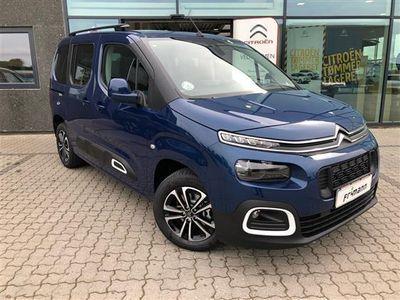 brugt Citroën Berlingo 1,2 PureTech Skyline start/stop 110HK 6g