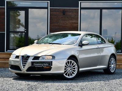 brugt Alfa Romeo GT 2,0 JTS Lusso