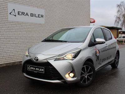 brugt Toyota Yaris 1,0 VVT-I T3 Smartpakke 72HK 5d