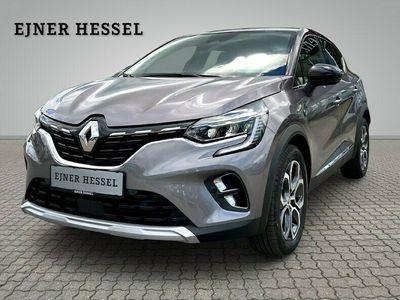 brugt Renault Captur 1,3 TCE GPF Intens EDC 155HK 5d 7g Aut.