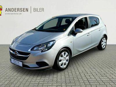 brugt Opel Corsa 1,4 ECOTEC Essentia 75HK 5d