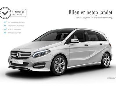 brugt Mercedes B200 d 2,2 aut.