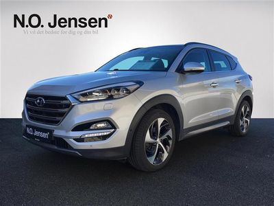 brugt Hyundai Tucson 2,0 CRDi Premium 4WD 185HK 5d 6g Aut.