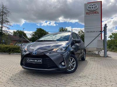 brugt Toyota Yaris Hybrid 1.5Hybrid e-CVT Premium