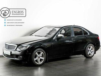 brugt Mercedes C200 2,2 CDi Classic