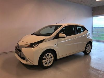 used Toyota Aygo 1,0 VVT-I X-Pure 69HK 5d