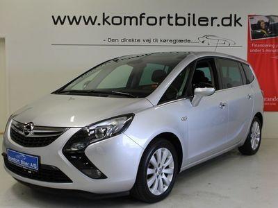 gebraucht Opel Zafira Tourer 2,0 CDTi 130 Cosmo eco
