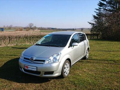 brugt Toyota Corolla Verso