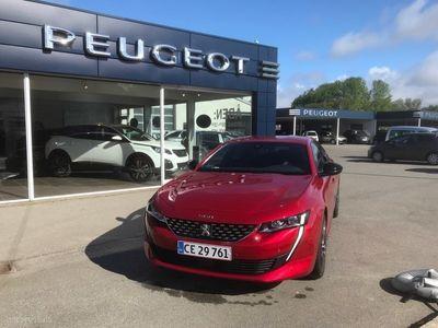 used Peugeot 508 1,6 PureTech GT EAT8 start/stop 225HK 8g Aut.