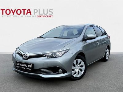 brugt Toyota Auris Touring Sports 1,2 T T2 Comfort 116HK Stc 6g A+