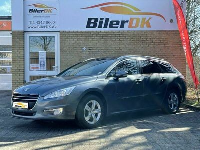 brugt Peugeot 508 1,6 HDi 114 Active SW