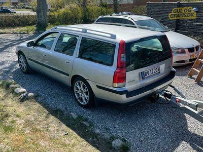 brugt Volvo V70 2,4T 200hk