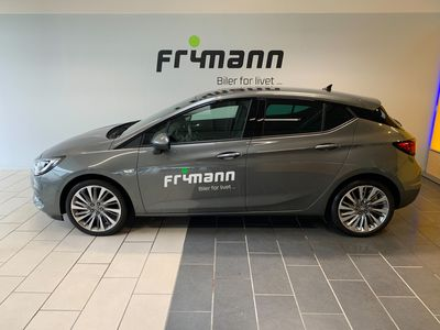 brugt Opel Astra 2 Turbo Ultimate 145HK 5d 6g A