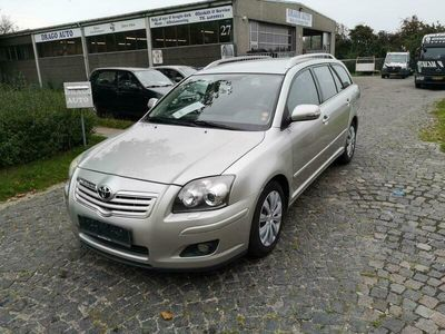brugt Toyota Avensis 2.0 stc.