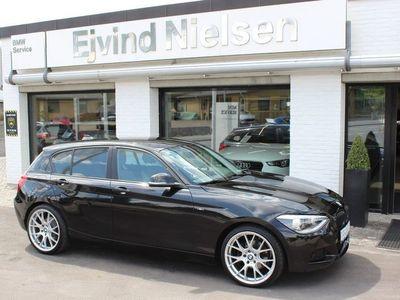 brugt BMW 120 d 2,0 Sport Line