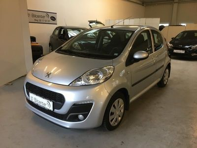 second-hand Peugeot 107 1,0 Cool