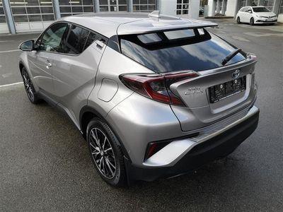 brugt Toyota C-HR 1.8 Hybrid C-LUB - SMART LED (Premium pakke)