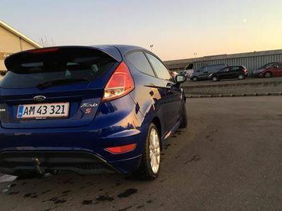 brugt Ford Fiesta EcoBoost (125 HK) Hatchback, 3 dørs Forhjulstræk Manuel 1,0