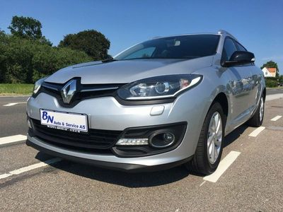 second-hand Renault Mégane III 1,5 dCi 110 Limited Edition ST ESM