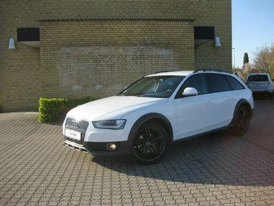 brugt Audi A4 Allroad 2,0 TDi 177 quattro Van