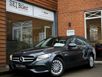 usado Mercedes C220 2,1 BlueTEC stc. 170HK st.car