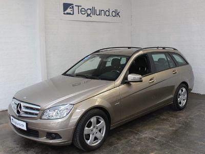brugt Mercedes C200 CDi Classic st.car BE