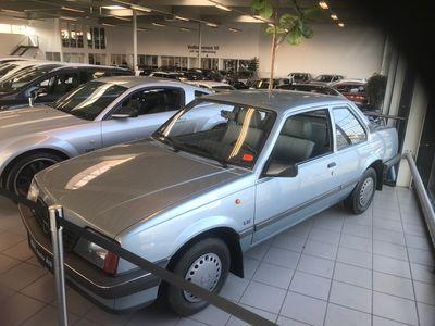 brugt Opel Ascona 1,6 S Berline Coupe