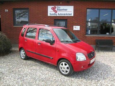brugt Suzuki Wagon R+