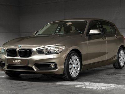 second-hand BMW 118 i 1,5 Steptronic 136HK 5d 8g Aut.