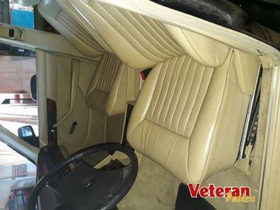 brugt Mercedes 380 se 126