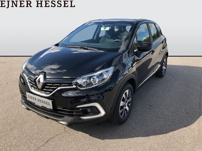 brugt Renault Captur 0,9 Energy TCe Zen 90HK 5d