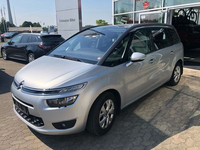 brugt Citroën Grand C4 Picasso 1,6 e-HDi Seduction 115HK 6g A