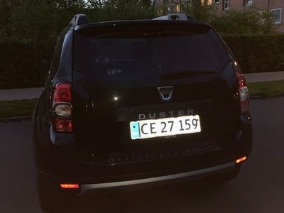brugt Dacia Duster 1.2 TCe 125