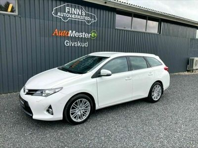 brugt Toyota Auris T2+ Touring Sports