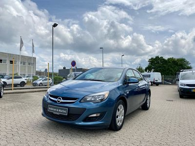 brugt Opel Astra 4 Twinport Limited Start/Stop 100HK 5d