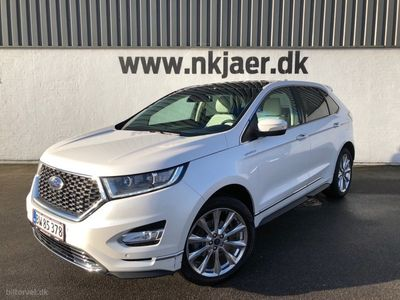 used Ford Edge 2,0 TDCi Vignale AWD Powershift 210HK 5d 6g Aut.