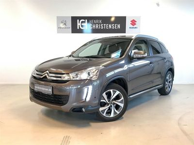 usata Citroën C4 Aircross 1,8 HDI Exclusive 4WD start/stop 150HK 5d