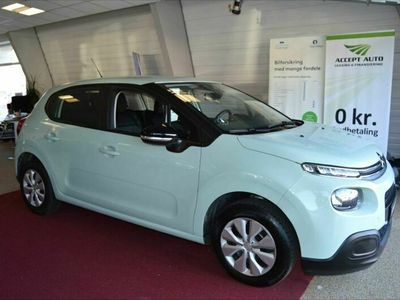 brugt Citroën C3 PureTech 82 Street