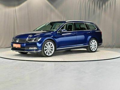 brugt VW Passat 2,0 TDi 190 Highl. Variant DSG 4M