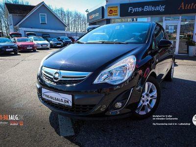brugt Opel Corsa 1,4 16V Sport aut.