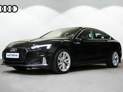brugt Audi A5 Sportback 40 TDi Prestige+ S-tr.