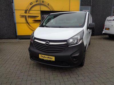 brugt Opel Vivaro L1H1 1,6 CDTI Edition 120HK Van 6g
