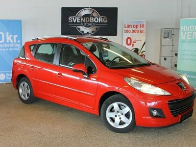 used Peugeot 207 1,6 HDi 92 Millesim Edition SW
